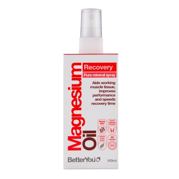 Better You Magnesium Oil Recovery Spray