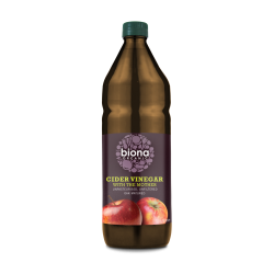 CIDER VINEGAR (WITH MOTHER) 750ml
