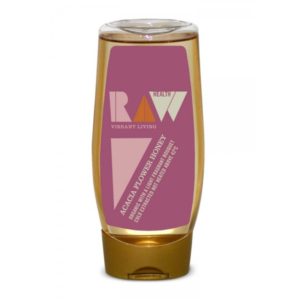 Raw Forest Honey Raw Health