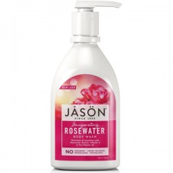 Rosewater Body Wash JASON